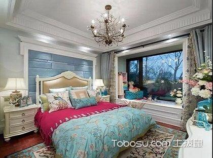 法式卧室装修,让优雅与浪漫共存