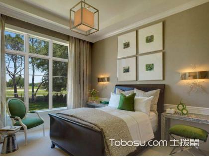 卧室欧式装修,浪漫奢华的异域风情体验
