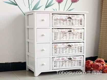 你家卧室的床头柜已经弱爆了!今年最流行藤制床头柜!