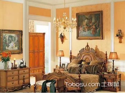奢华大气的法式卧室装修,让您享受非凡的品位人生