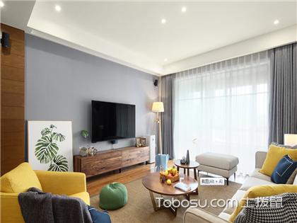 武汉三房两厅装修费用,温馨多情的北欧风格给你浪漫