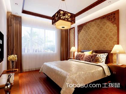 中式装修卧室,传统的知性美