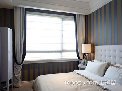 卧室飘窗窗帘怎么设计?五款飘窗效果图美翻你家的卧室