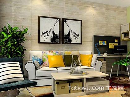 客厅兼书房设计效果图精选,今冬最新装修潮流你get了吗?