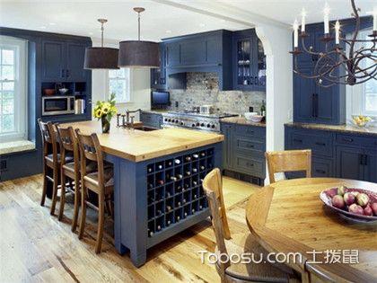 5种橱柜设计常识评分,厨房里的装修技巧你一定要知道一二