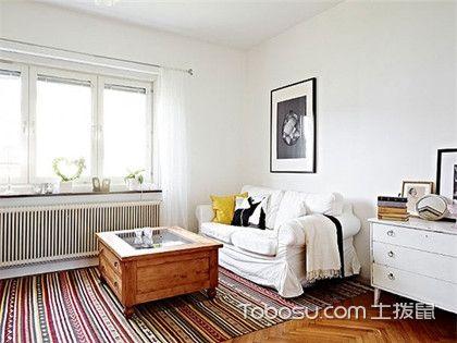 精致复式公寓装修效果图,昆山65平米房装修预算案例与您一起共赏