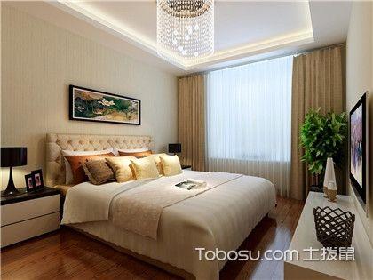 潮流的卧室装修方案,让你不再为卧室太长怎么设计而发愁!