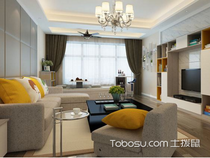 家装客厅装修效果图赏析,家装客厅装修颜色挑选