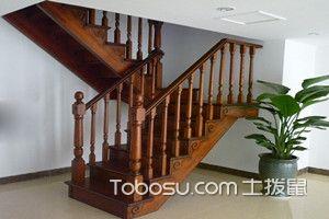 楼梯扶手实木