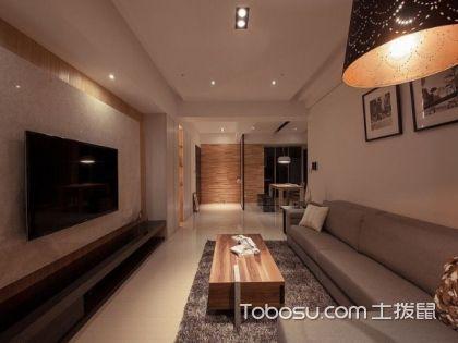 南宁90平米房装修费用案例精选,随性优雅的北欧风家居装饰