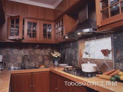 房子厨房怎么装修?房子厨房装修材料和风格装修效果图