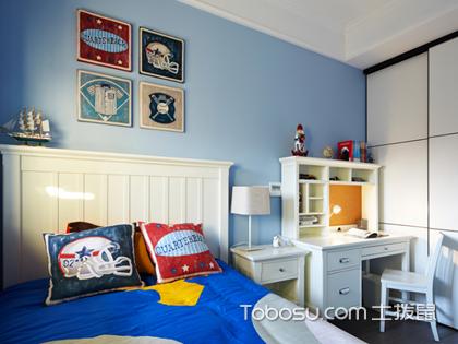 儿童床头柜尺寸怎么订呢?2017年最新款儿童房床头柜设计为你揭晓