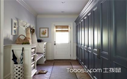 进门鞋柜效果图精选,解密玄关鞋柜装修风格有哪些?