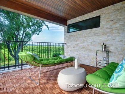 开放式阳台地面装修用什么砖好?阳台地面有什么砖性价比比较高?