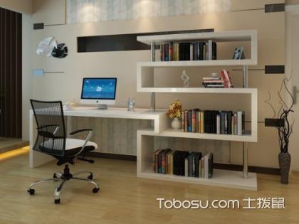 家居装修定制书桌书柜好不好?定制书桌书柜效果图欣赏