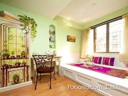 卧室阳台榻榻米装修效果图,阳台改榻榻米的设计效果真的超级棒!
