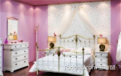 欧式床头柜尺寸怎么选?欧式床头柜图片告诉你答案