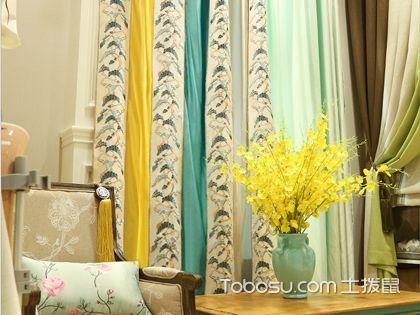 家装窗帘效果图,不同材质呈现不同效果