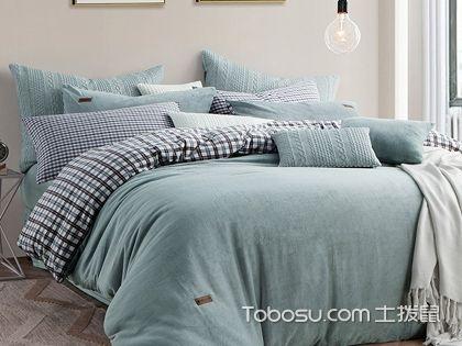 水晶絨和法蘭絨,床上用品四件套那種材質好