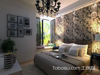 家居墙面装修材料大全,室内装修壁纸知识解读