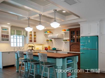装修厨房瓷砖颜色搭配有技巧!答案全在这篇颜色搭配介绍中
