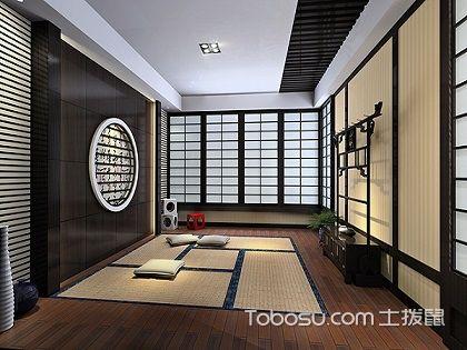 日式装修特点,给你清新雅致的家