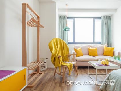 甜美系小户型简单装修,一个人的单身公寓照样精彩