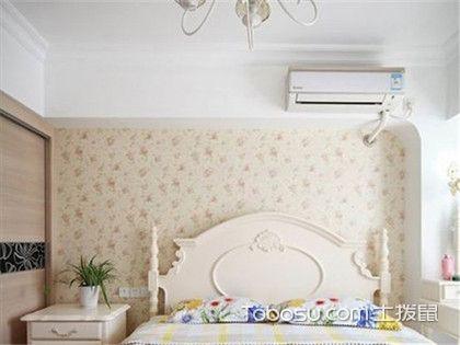 卧室墙衣装修效果图,墙衣与墙纸的装饰效果差距这么大!