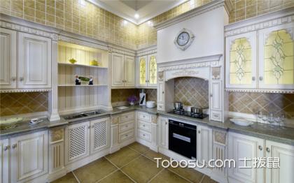 厨房橱柜内部怎么设计实用?精巧橱柜设计奏响锅碗瓢盆协奏曲