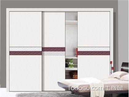 吊滑门衣柜什么材料好?如何选择吊滑门衣柜
