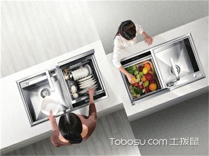 美的水槽洗碗机价钱有哪些优势?
