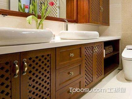 卫生间洗脸盆柜的台面材质有哪些