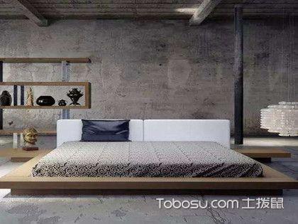 卧室地台床怎么做?装修地台床需要注意什么?