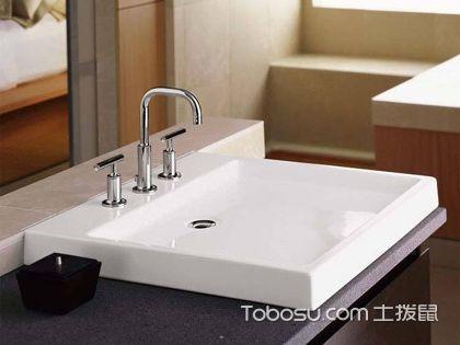 卫生间洗脸盆柜里的洗脸盆有哪几种