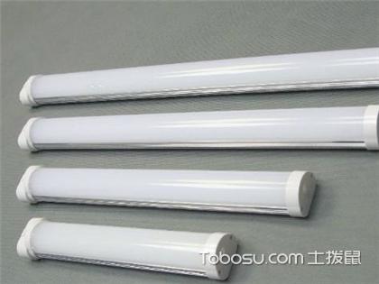 2d灯管简介,灯管的规格尺寸