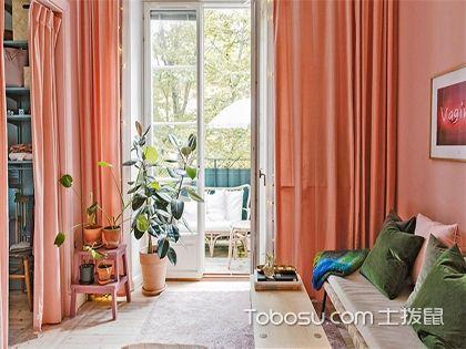 25平米北欧风格一室一厅公寓装修,为小姐姐创意打CALL