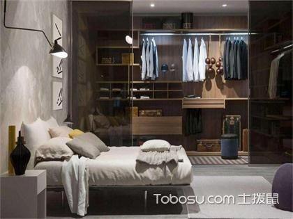2017大户型卧室更衣室装修效果图,给你一个舒适的家