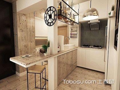 套内80平米开放式厨房装修要点 开放式厨房装修利弊