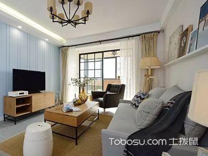 合肥100平米新房装修费用,现代简约风格家装案例解析
