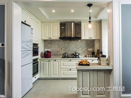 开放式厨房装修禁忌,装修开放式厨房时你务必要知道的