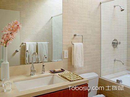 卫生间装修技巧,教你打造小户型卫生间装修