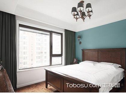 清新的简美风格卧室装修设计图,绽放属于大自然的魅力