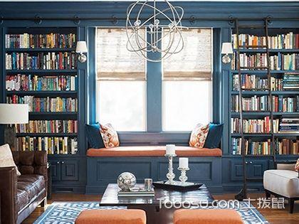 五款15平米北欧小书房装修效果图,属于你的个性书房