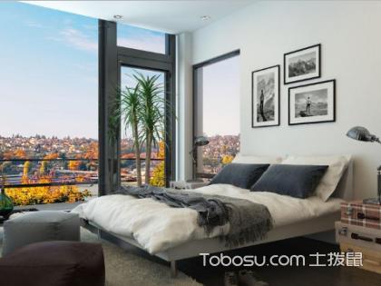 合肥2017现代风格卧室效果图,卧室装修注意事项全解析