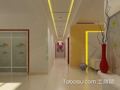 走廊装修效果图有多美,看了才知走廊居然可以这样装修