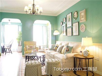 南京90平米装修效果图,两室两厅的巧妙设计