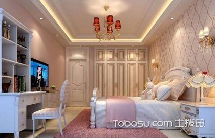 福州10几平米卧室装修效果图,合理规划很重要