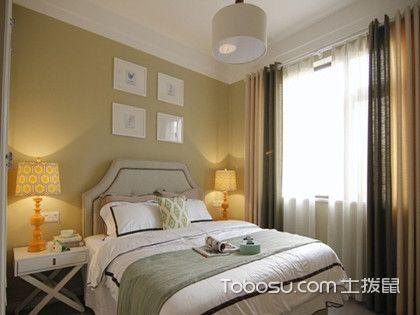 92平米三室一厅装修设计方案,简约美式风格让你心醉!