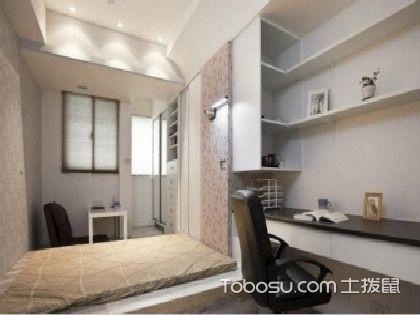 一室一厅装修效果图,一室一厅也可以更大