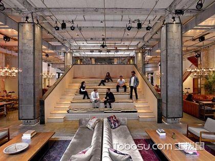 创意办公空间设计,想不想在这样的创意办公空间工作